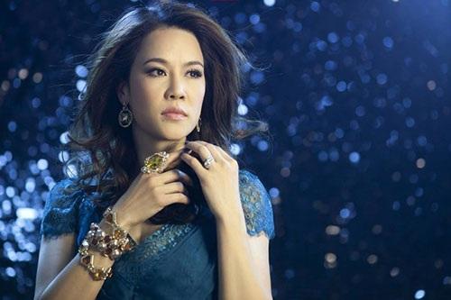 """Nữ ca sĩ Thu Phương lần đầu xuất hiện trên sân khấu """"Giải nhiệt mùa hè"""""""