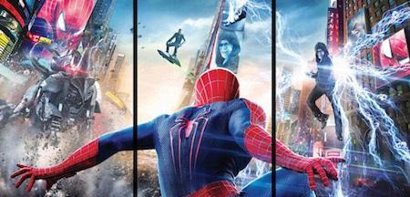"""""""The amazing Spider-man 2"""" từng thất bại vì có quá nhiều kẻ ác trong phim"""
