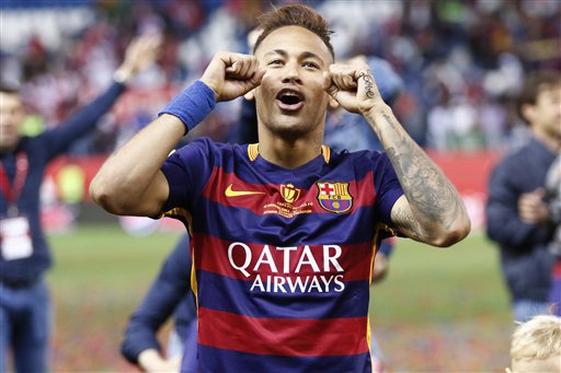 Neymar đang là mục tiêu rất quan trọng của Mourinho