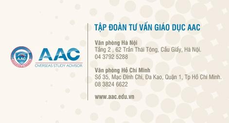 Hội thảo cách làm visa du học Mỹ thành công tại AAC - 2