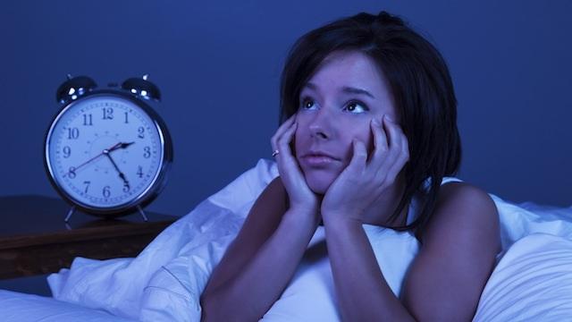 Những dấu hiệu bạn đang bị stress nặng - 2