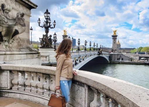 Những điểm chụp ảnh đẹp nhất ở Paris - 3