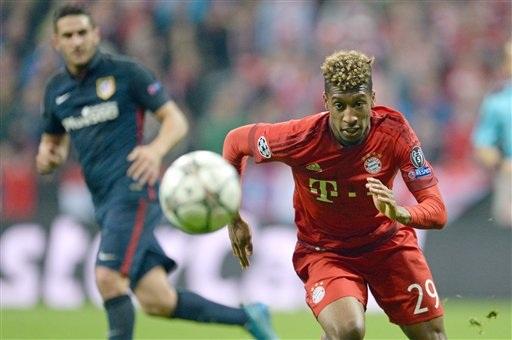 Bayern Munich sẽ phải bỏ ra 21 triệu euro mới có thể mua đứt Kingsley Coman