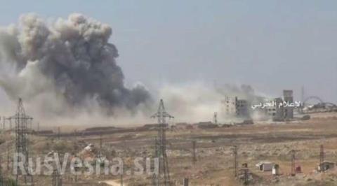 IS tại Aleppo bị đánh bại bởi các cuộc không kích - 3