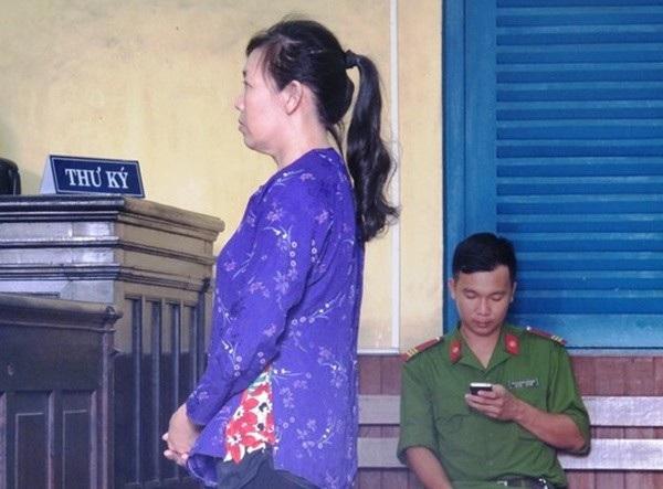 Đặng Hồng Giang trước Tòa