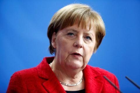 Thủ tướng Đức khẳng định vẫn tiếp tục trừng phạt Nga. Ảnh: Reuters