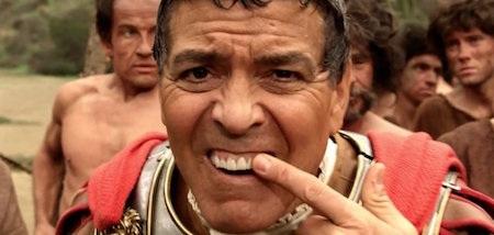 """Tác phẩm điện ảnh hài có sự tham gia của tài tử đầu bạc George Clooney, """"Hail, Caesar"""" được đầu tư tới 22 triệu đô la Mỹ nhưng cũng chỉ thu về 30 triệu đô la doanh thu phòng vé."""