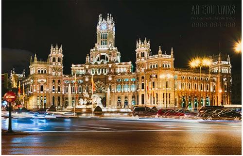 Tây Ban Nha đất nước đáng để đi du học và du lịch