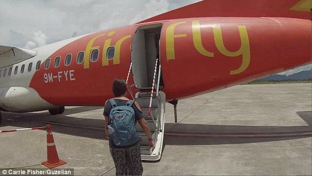 Đây là chuyến bay của hãng Firefly