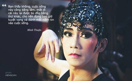 Câu nói của Minh Thuận khiến nhiều người bất ngờ - 3