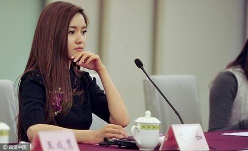 Những đại tiểu thư xinh đẹp, giàu có ở Trung Quốc - 8