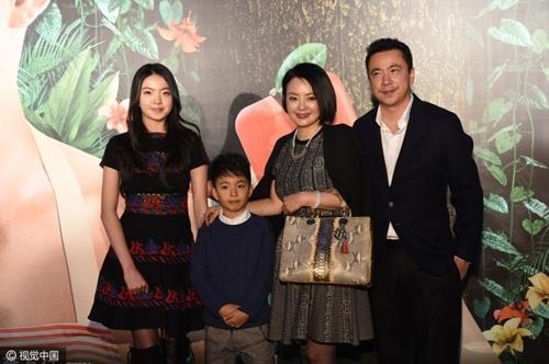 Những đại tiểu thư xinh đẹp, giàu có ở Trung Quốc - 9