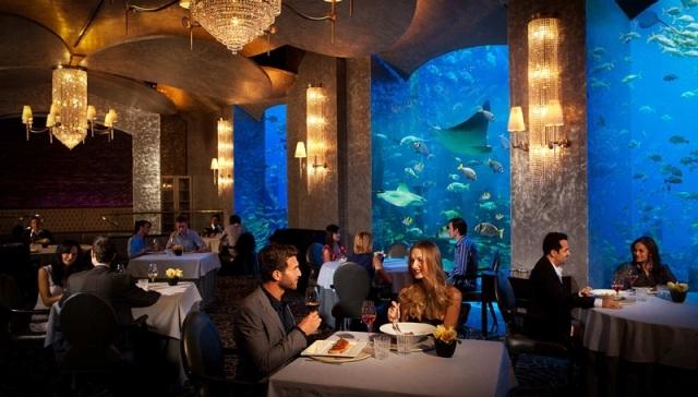 Top 10 nhà hàng sang nhất dành cho giới thượng lưu ở Dubai - 3