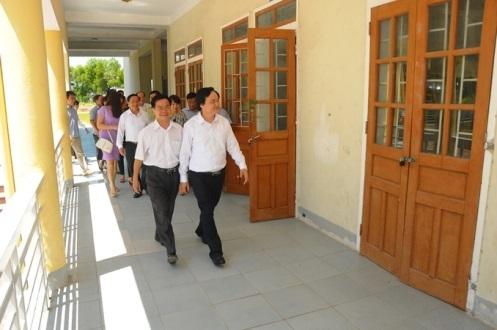 Bộ trưởng Phùng Xuân Nhạ: Nguyên tắc của kỳ thi là không có rủi ro