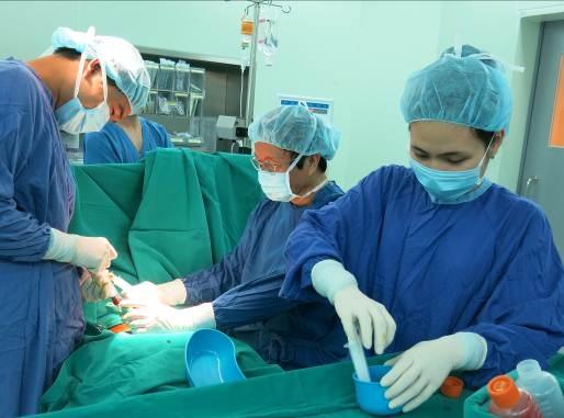 Vinmec luôn tạo môi trường học tập và làm việc tích cực cho các các bác sĩ và cán bộ y tế