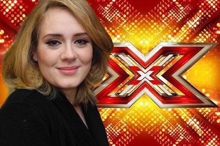 Âm nhạc của Adele quá phổ biển trong chương trình X Factor