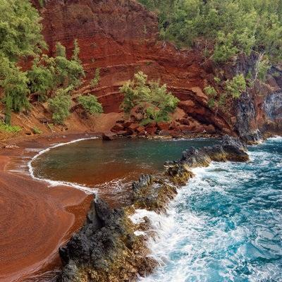 Những bãi biển nhiều màu sắc nhất hành tinh - 4