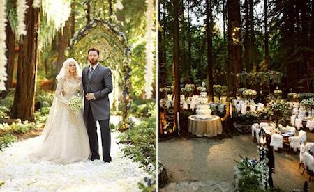 """Sean Parker đã """"bạo chi"""" cho đám cưới hồi năm 2013"""