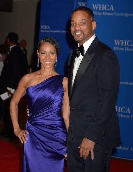 Những diễn viên da màu như Will Smith…