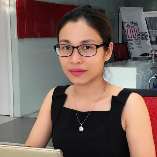 Bà Tracy Nguyễn, Giám đốc ISC-UKEAS chi nhánh HNW.
