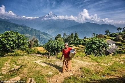 Nepal sống dậy từ đổ nát - 3