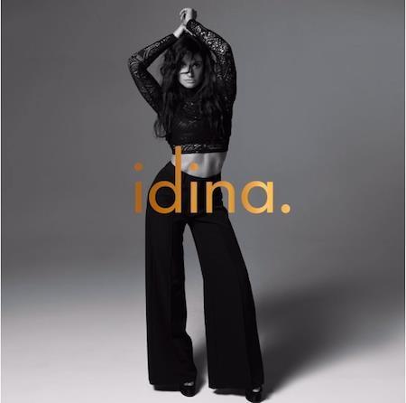 Idina từng chia sẻ âm nhạc giúp cô tự tin hơn