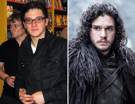 """Chàng """"Jon Snow"""" Kit Harington từng là một cậu thanh niên sở hữu gương mặt """"búng ra sữa"""" và trông hết sức hiền lành, dễ thương"""