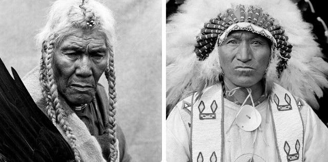 Vẻ đẹp mê hoặc của các tù trưởng người da đỏ - 4