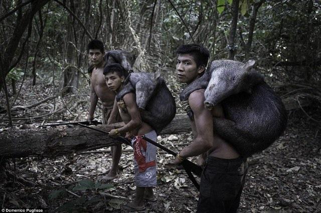 Kì lạ bộ tộc cho sóc bú sữa người - 4