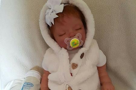 Nhiều bà mẹ mua sản phẩm của Sarah cảm thấy như đứa con của mình được tái sinh
