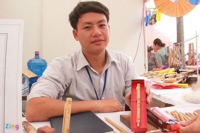 Công ty của anh Thắng hiện có doanh thu gần 1 tỷ đồng/năm.