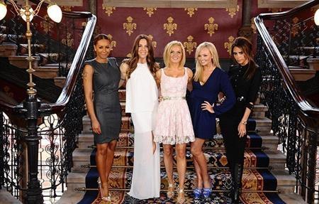 Melanie C từ chối tái hợp cùng Spice girls