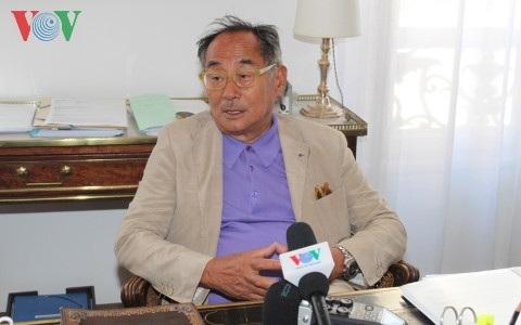 Luật sư Gérard Ngô.