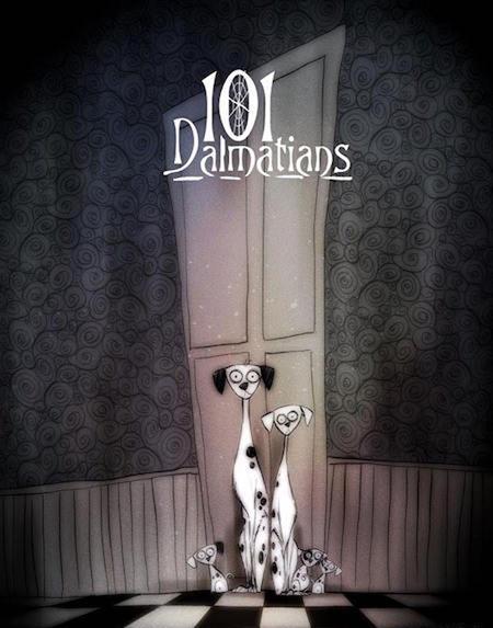 """""""101 chú chó đốm"""" giờ trở nên còi cọc quá sức tưởng tượng"""