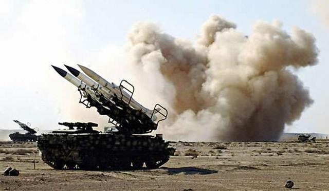 Thực lực phòng không Syria mạnh cỡ nào? - 7