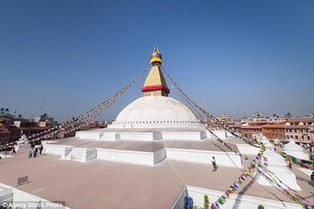 Nepal sống dậy từ đổ nát - 4
