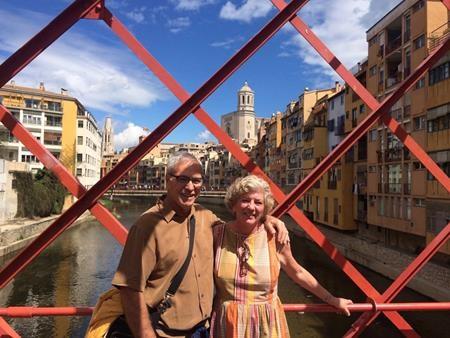 Lãng mạn tại Girona, Tây Ban Nha