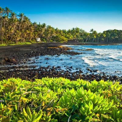 Những bãi biển nhiều màu sắc nhất hành tinh - 6