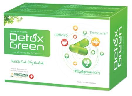 Để biết thêm thông tin chi tiết về DetoxGreen hãy gọi: 1800 1796 (miễn cước) để gặp các chuyên gia tư vấn. Hoặc truy cập website:http://detoxgreen.vn
