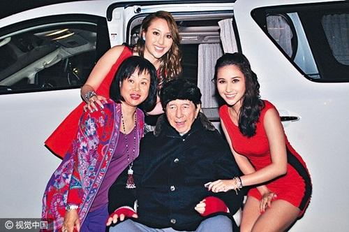Những đại tiểu thư xinh đẹp, giàu có ở Trung Quốc - 2