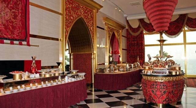 Top 10 nhà hàng sang nhất dành cho giới thượng lưu ở Dubai - 6