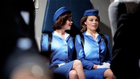 """Nữ diễn viên người Úc nhanh chóng được chọn đảm nhận vai nữ chính cho loạt phim """"Pan Am"""" của đài ABC"""