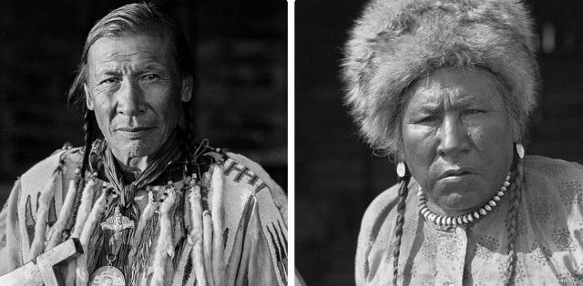 Vẻ đẹp mê hoặc của các tù trưởng người da đỏ - 7