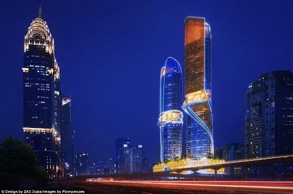 Khách sạn này chắc chắn sẽ là điểm hấp dẫn tiếp theo của Dubai, nơi đã nổi tiếng với những tòa nhà chọc trời và các kì nghỉ xa hoa dành chỉ dành cho giới siêu giàu.