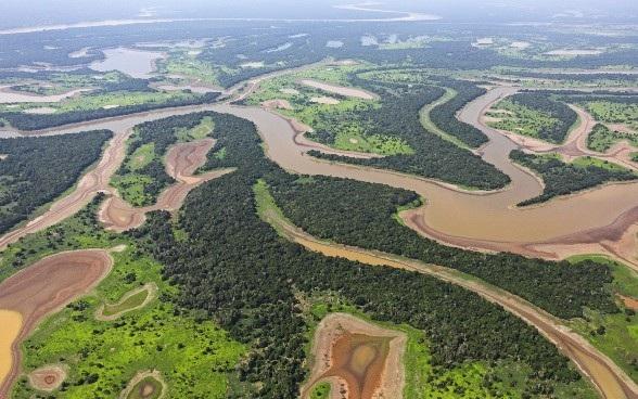 Những con sông huyền thoại của thế giới - 7