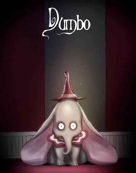 … hay chú voi Dumbo ngộ nghĩnh