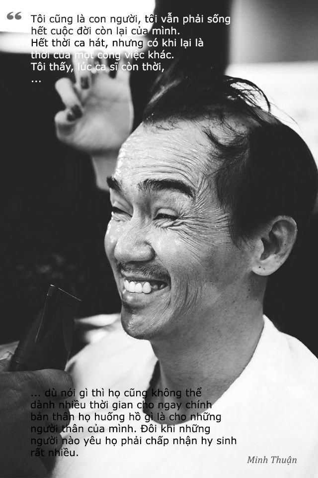 Câu nói của Minh Thuận khiến nhiều người bất ngờ - 8