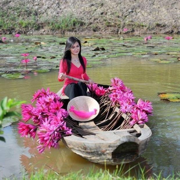 Hình ảnh đời thường giản dị của Hoa hậu Bella Phương Phạm