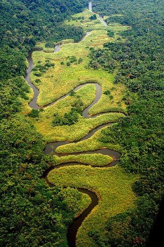 Những con sông huyền thoại của thế giới - 8