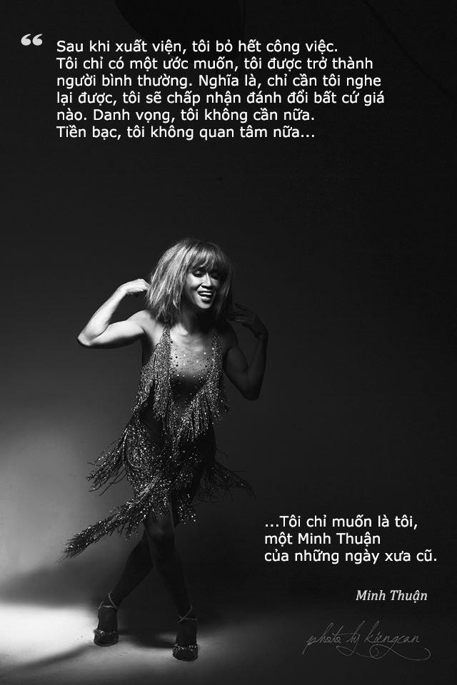 Câu nói của Minh Thuận khiến nhiều người bất ngờ - 9